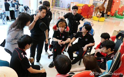 上海龙之队主教练Moon:目标是拿到冠军