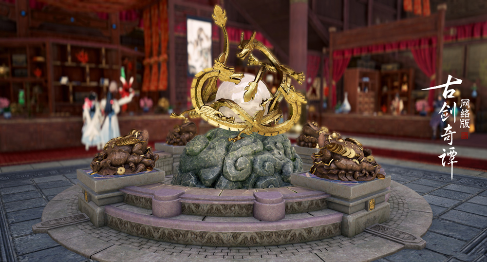 龍星商會成立紀念,歷代單機主題曲加入《古劍奇譚網絡版》