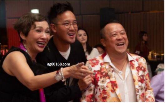曾志偉影響力出眾,主持香港慈善拍賣會不提工作