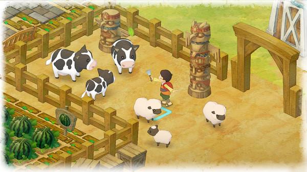 哆啦A夢:牧場物語好玩嗎  哆啦A夢:牧場物語值得買嗎