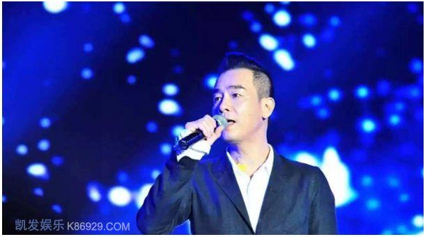 再次献唱 凯发游戏见证陈小春演唱会马尼拉站经典时刻