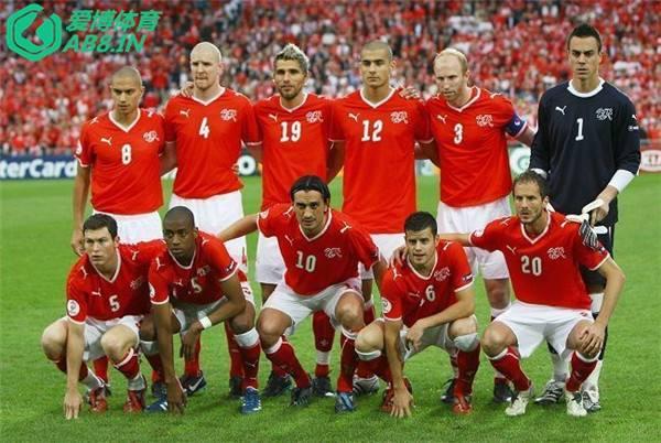 欧预赛爱博体育分析:瑞士vs爱尔兰
