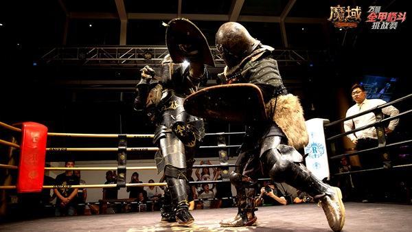 聯手《長安十二時辰》首席鑄甲師! 《魔域》助中式甲胄走向世界舞臺