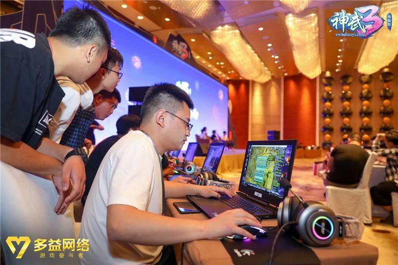 《神武3》电脑版百名帮主欢聚鹏城 下半年全新内容重磅揭秘