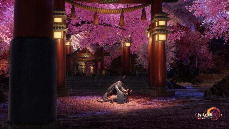 多多源明雅的宿命之旅 《剑网3》剧情预告片首映