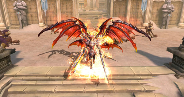 巅峰画质 双天使作战3D魔幻页游《神座》今日公测