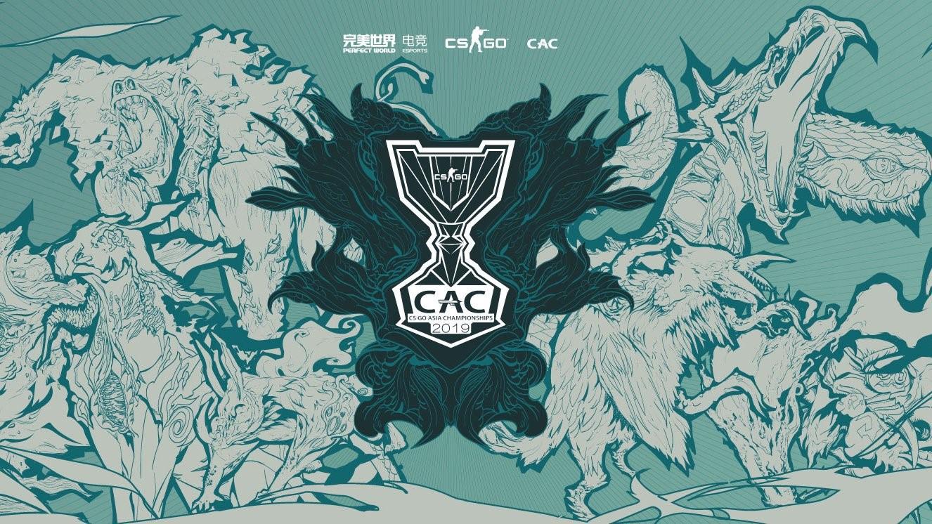 决战上海滩 火猫全程直播CAC2019亚洲邀请赛