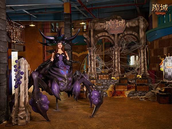 《魔域》帶你找回千年前的寶藏!開啟熱血冒險挑戰!