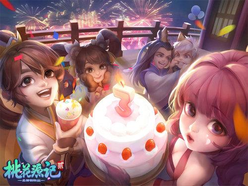 360游戲攜《桃花源記2》角逐2019金翎獎