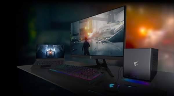 技嘉推出AORUS RTX 2080 Ti Gaming Box