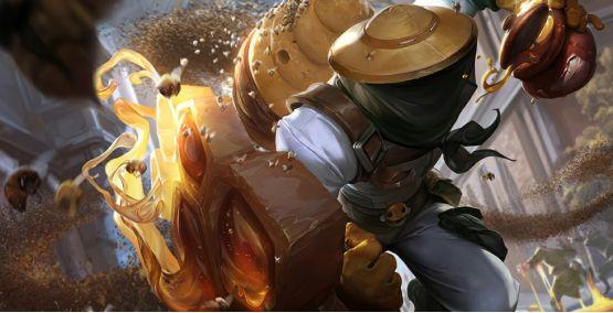 英雄联盟9.22韩服五大套路玩法掠食者兰博版本火热