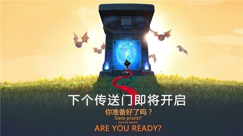多益網絡攜《神武3》《夢想世界》等8款游戲角逐2019金翎獎