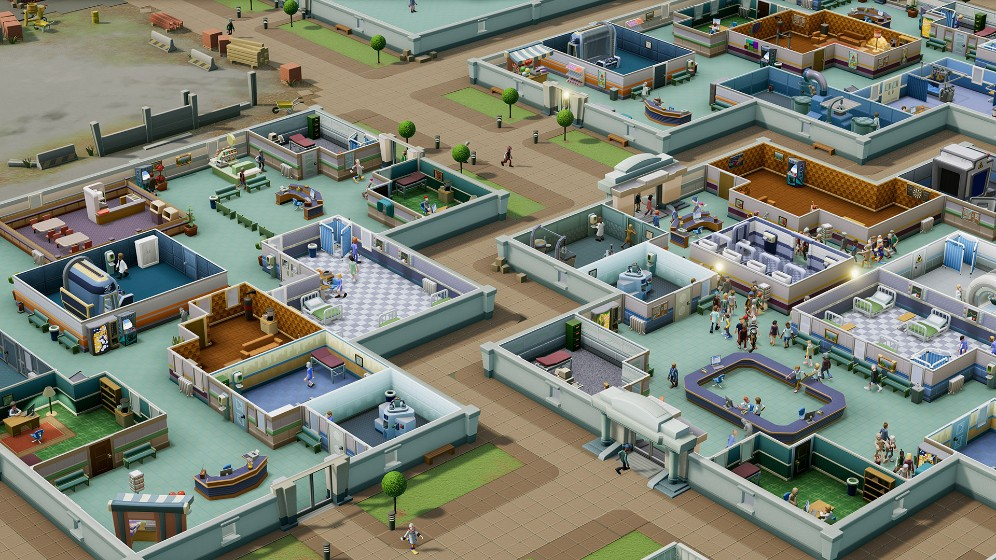 双点医院steam国区购买教学 双点医院steam国区快速购买