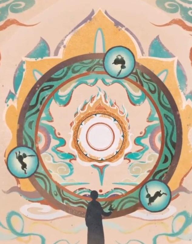 《夢幻西游》電腦版攜手敦煌博物館,開啟屬于你的千年靈魂探索