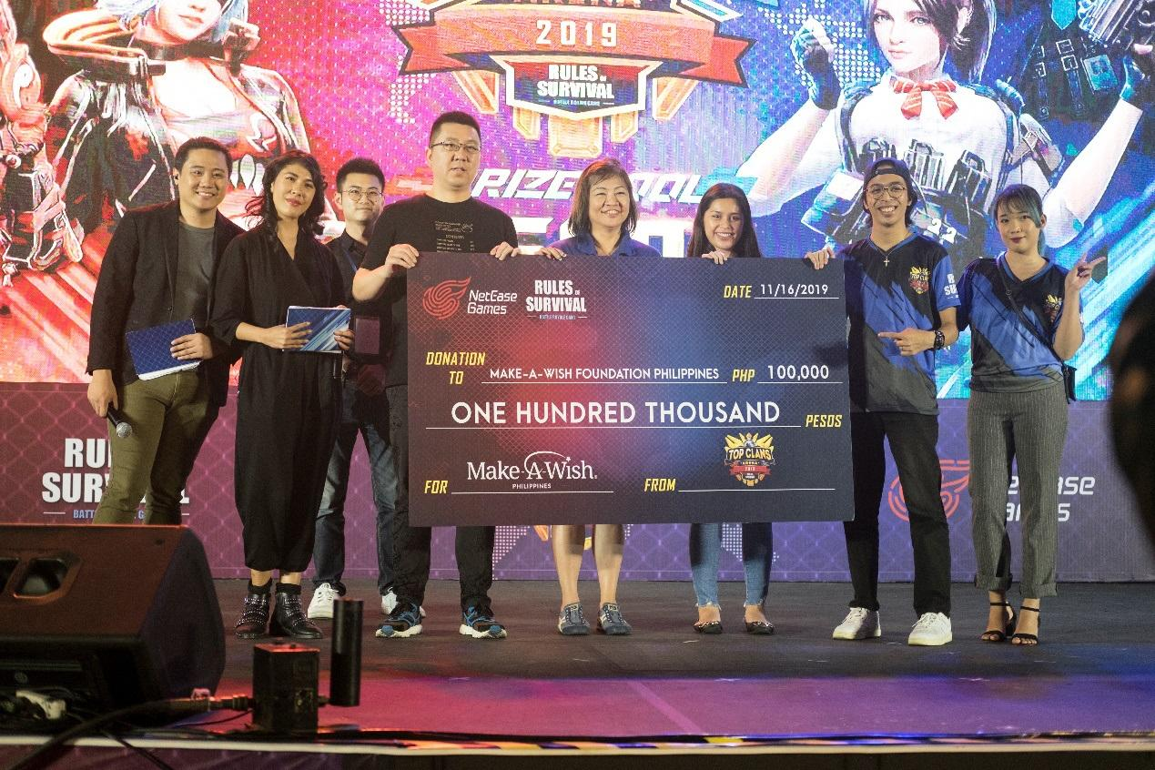 《终结战场》海外版年度赛事打响,晋级20强决战马尼拉