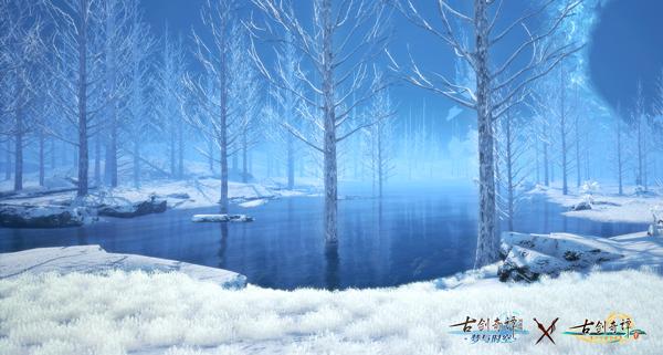 《古剑奇谭OL》新秘境曝光,全新资料片精彩福利上线
