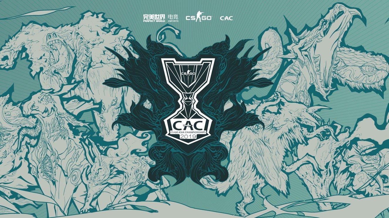 群星璀璨照耀上海 火猫全程直播CSGO CAC亚洲邀请赛