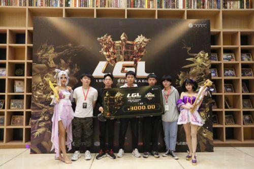 """2019年上海城市业余联赛""""珑神杯""""上海市民电竞大赛 成功举办"""