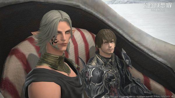 《最终幻想14》5.01 新版上线 伊甸希望乐园开放