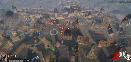 一款游戏,历时两月,三种兵系,四个区服,五大地块