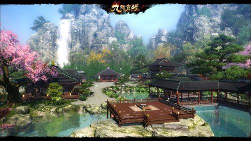 全新家园房型府邸现身江湖 九阴真经12月新版本前瞻