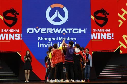 7:0完勝!上海龍之隊拿下首屆上海電競大師賽冠軍