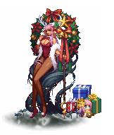 圣诞节降临 DNF韩服各路npc圣诞换装展示