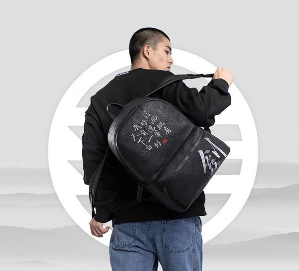 《古剑网络版》X初弎推出限量联名款炫酷卫衣、背包和腰包
