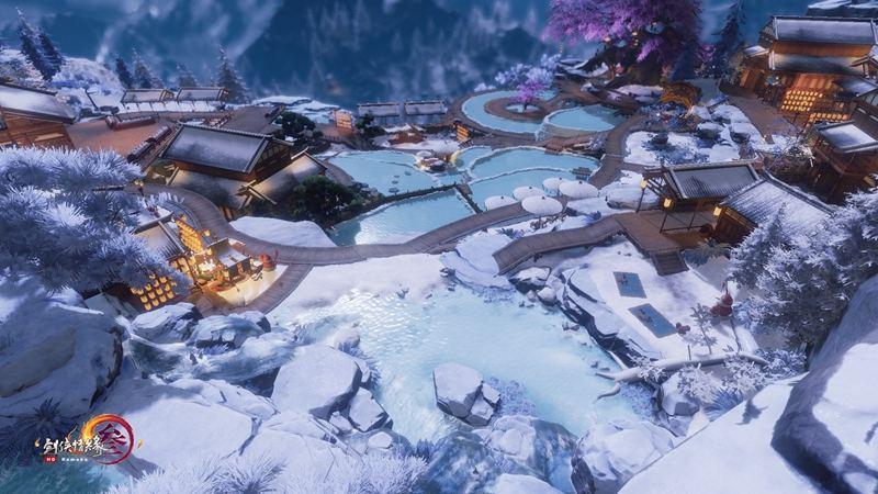 《剑网3》 模拟经营玩法已安排   全新冬至活动今日首曝