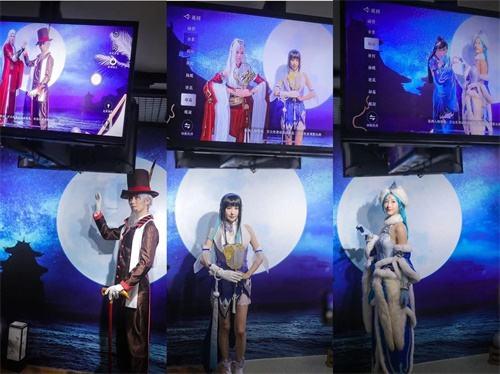 《天涯明月刀》携天衣阁参展TGC海南站