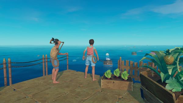 船長漂流記在哪購買 raft快速購買steam商城