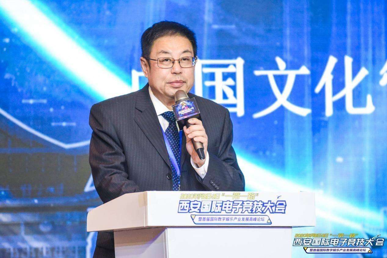 首屆國際數字娛樂產業發展高峰論壇完美謝幕