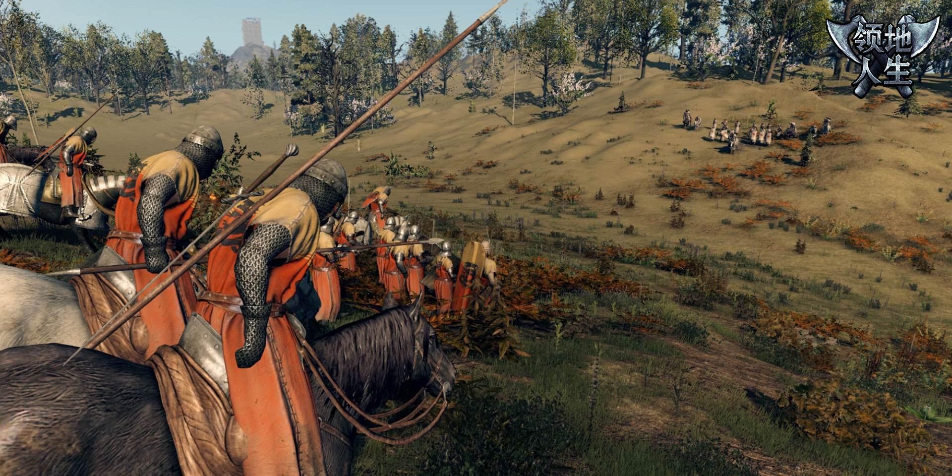 《领地人生》那些奥利给的佣兵团——黑佣兵团