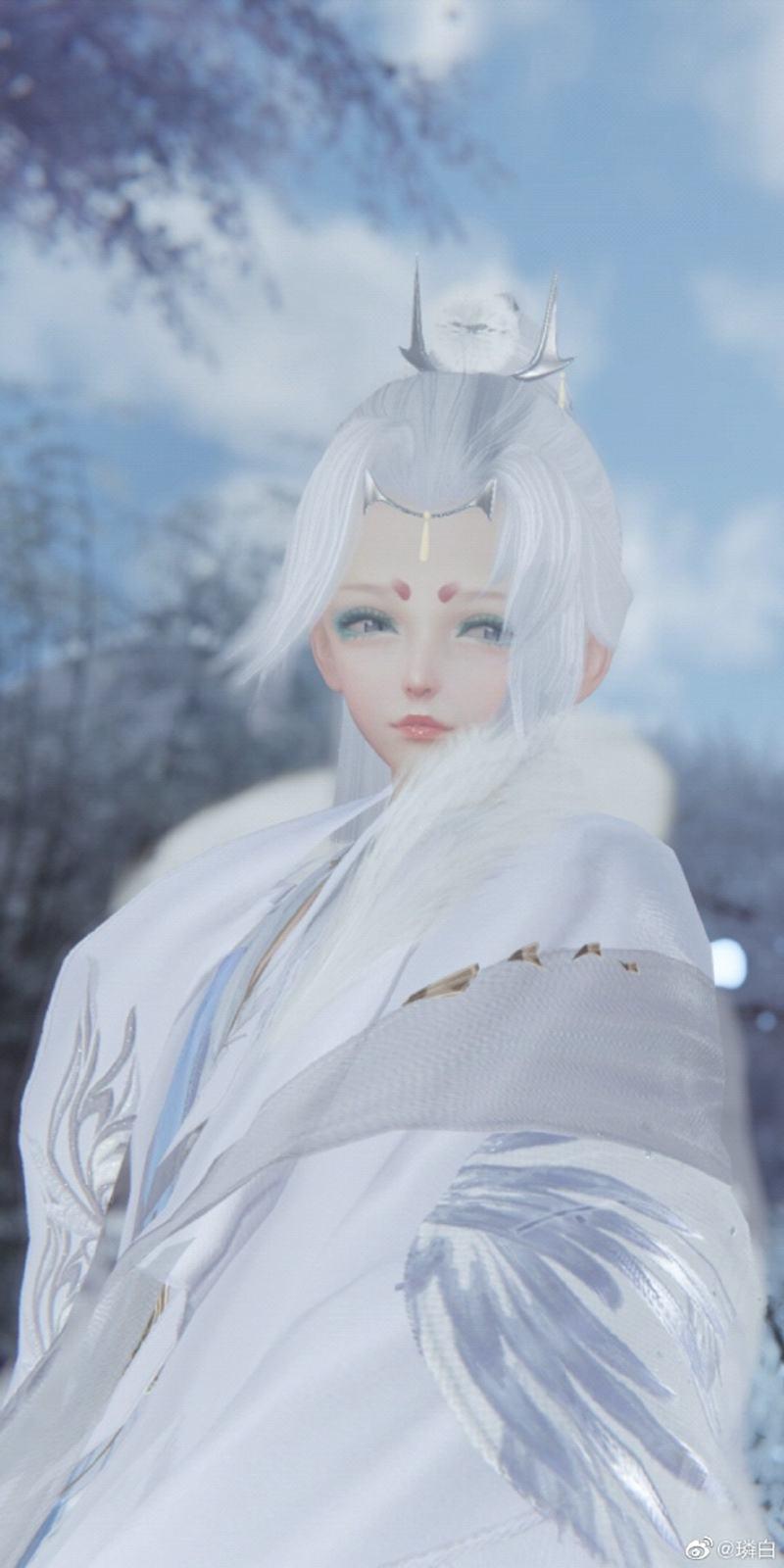 换上新衣迎新年 《剑网3》新春盛典火热进行中