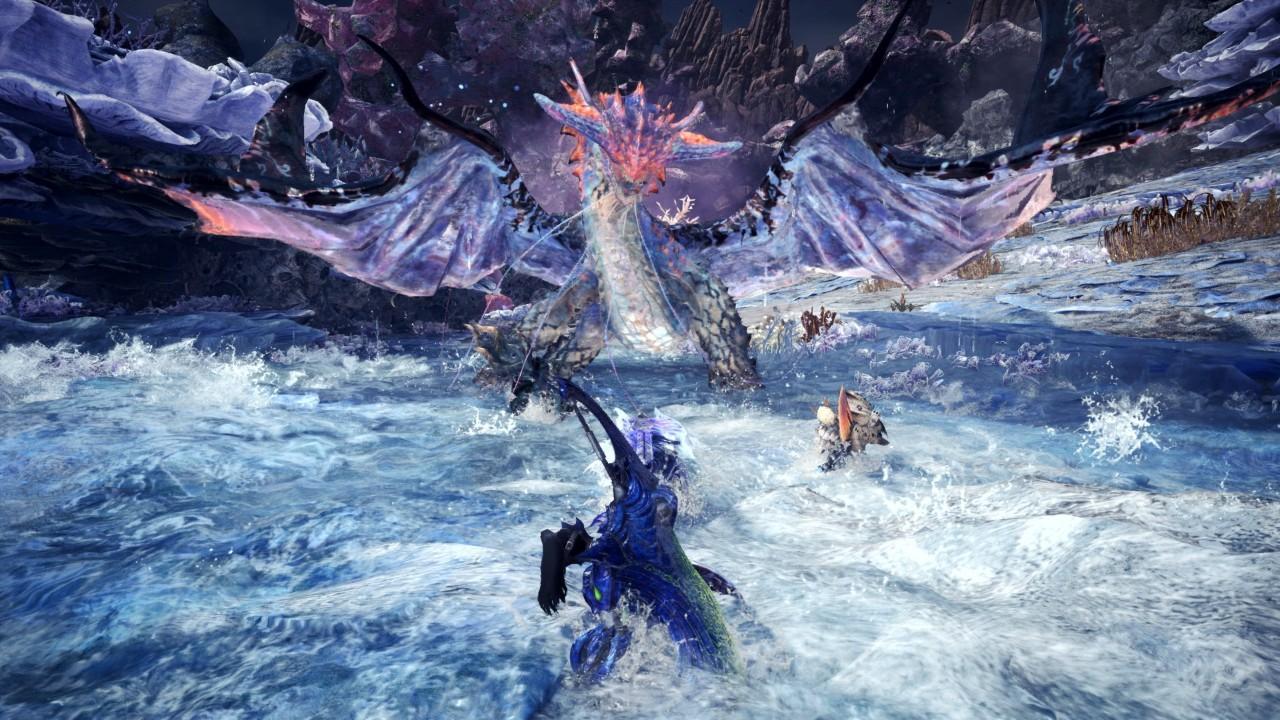 怪物猎人冰原steam叫什么 怪物猎人冰原steam怎么找