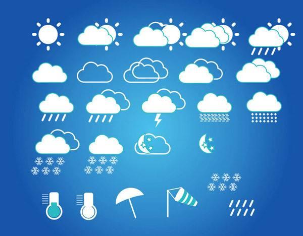 2020最受歡迎的天氣預報APP 天氣預報軟件排行榜
