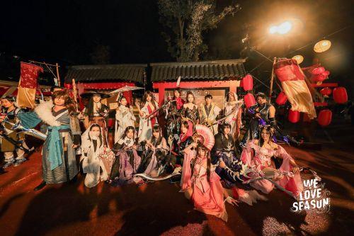 国风文化盛宴的享受 西山居2019年会盛大举行