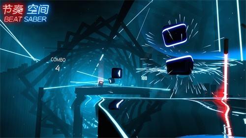 《节奏空间》全国首届VR电竞挑战赛将于2.14炫动开战