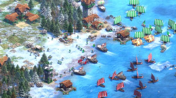 帝国时代2决定版在哪买 帝国时代2决定版steam快速购买