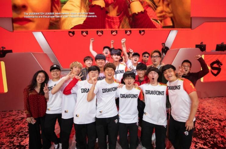 上海龙之队新赛季之旅即将启程,2020赛季延续争冠精神!