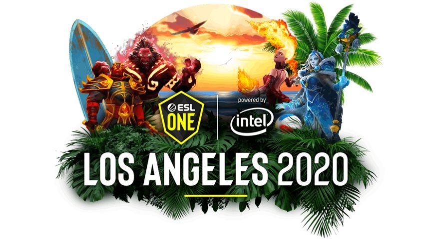 火猫承办DOTA2 ESL One洛杉矶2020Major中国区预选赛