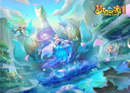 緣未了!《夢幻西游》電腦版#楊洋在青丘等你#Fan繪故事挑戰賽完美落幕