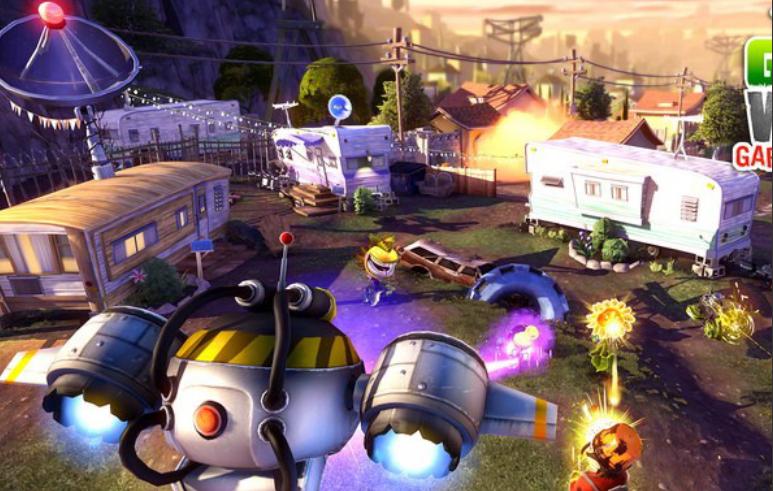 植物大戰僵尸花園戰爭是什么游戲 花園戰爭PC版快速購買