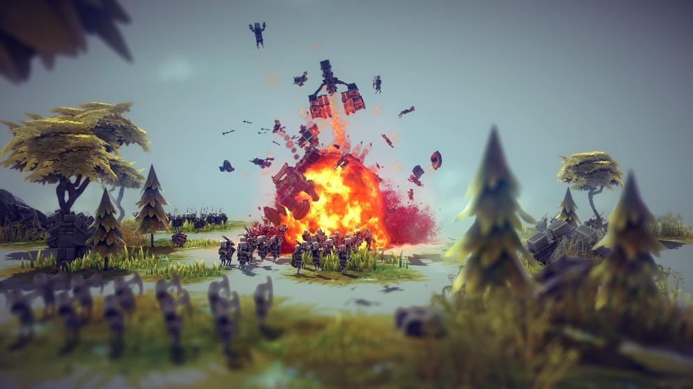 Besiege是什么游戲 圍攻steam快速購買