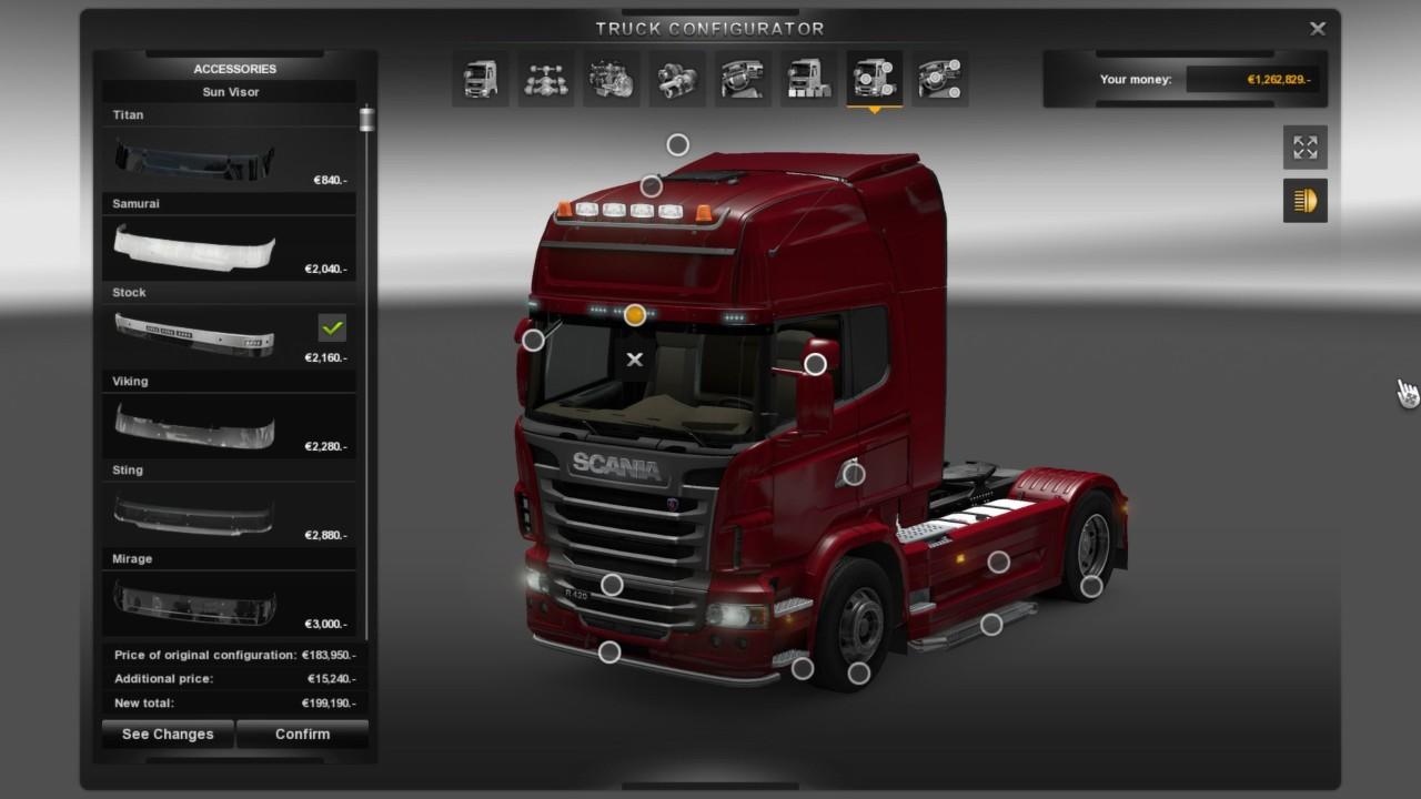 欧洲卡车模拟2PC版配置要求 欧洲卡车模拟2PC版推荐配置