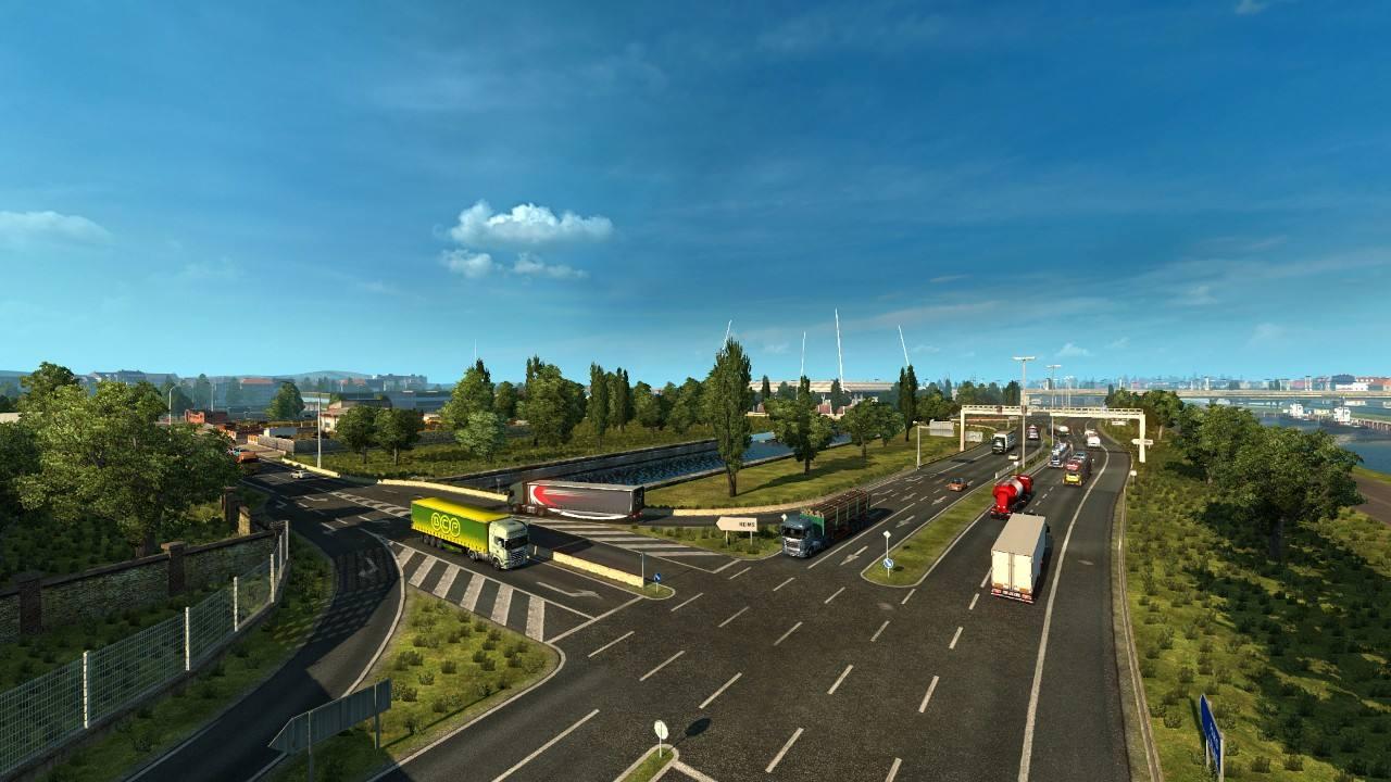 歐洲卡車模擬2最低價購買 歐洲卡車模擬2steam史低購買