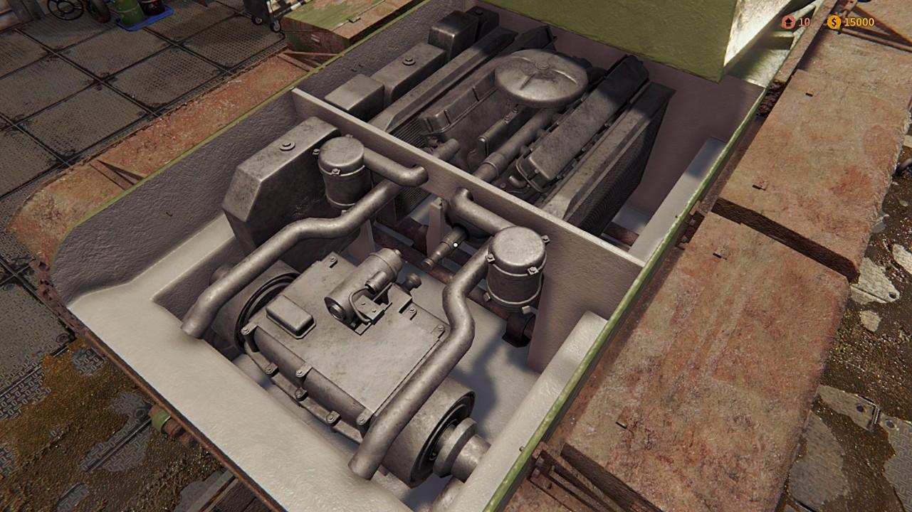 坦克修理模擬器PC版在哪買 坦克修理模擬器PC版快速購買