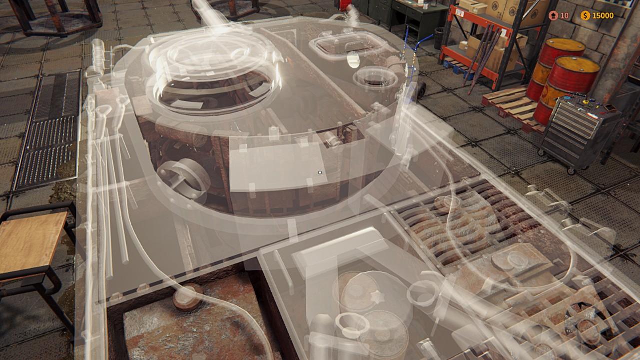 坦克修理模擬器標準版在哪買 坦克修理模擬器標準版快速購買