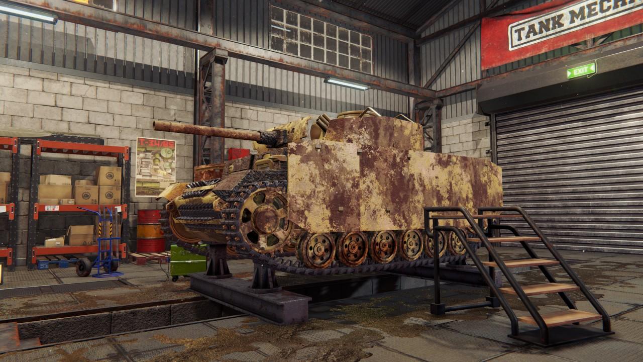 坦克修理模擬器在哪下載 坦克修理模擬器快速下載購買