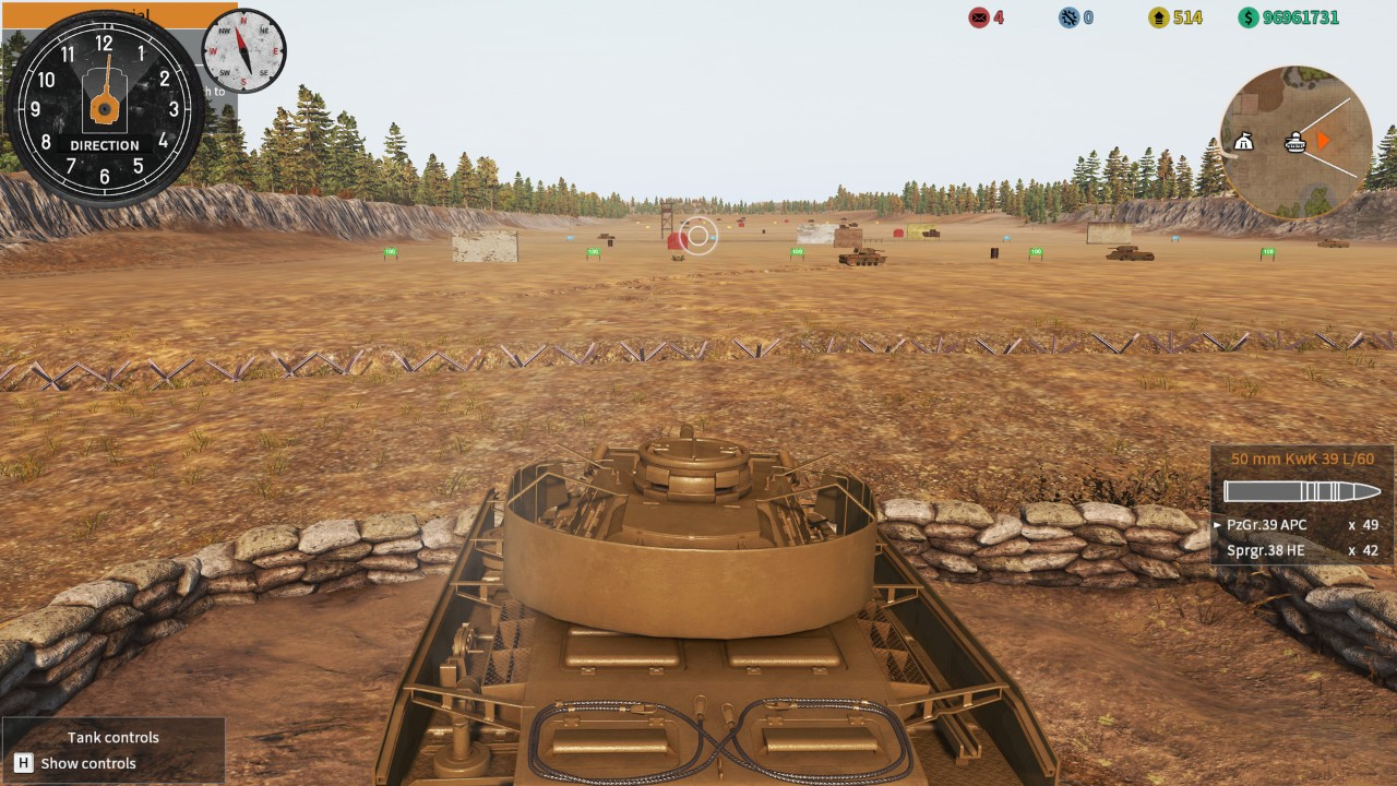 坦克修理模擬器多少g 坦克修理模擬器有多大
